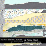 A New Start Border Pack-$4.99 (Laura Burger)