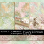 Making Memories Artsy Paper Pack-$4.99 (Laura Burger)