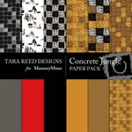 Concrete Jungle Paper Pack-$4.00 (Tara Reed Designs)