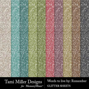 Tmd wtlbremember glitter medium