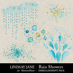 Rain Showers Scatterz Pack-$2.49 (Lindsay Jane)