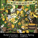 Elegant Spring Combo Pack-$4.99 (Becky's Creations)