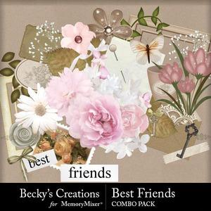 Best friends medium