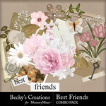Best Friends BC Combo Pack-$4.99 (Becky's Creations)
