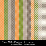 Genuine Extra Paper Pack-$3.49 (Tami Miller)