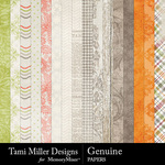 Genuine Paper Pack-$4.99 (Tami Miller)