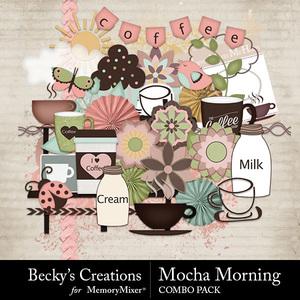 Mocha morning medium