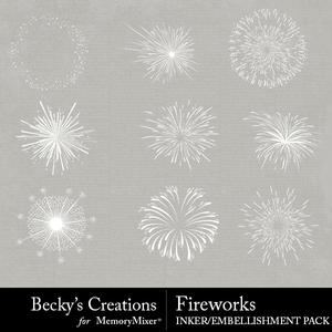 Fireworks medium