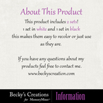 *product information small