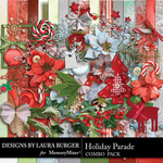 Holiday Parade Combo Pack-$9.99 (Laura Burger)