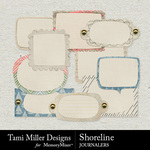 Shoreline TM Journal Pack-$2.99 (Tami Miller)