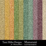 Mamarazzi Glitter Sheets Pack-$2.99 (Tami Miller)
