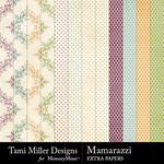 Mamarazzi Extra Paper Pack-$2.99 (Tami Miller)