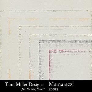 Tmd mamarazzi edges medium