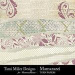 Mamarazzi Torn Paper Pack-$2.99 (Tami Miller)