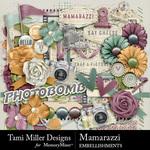 Mamarazzi Embellishment Pack-$3.99 (Tami Miller)