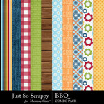 Bbq kit papers small