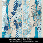 Sea Mist Border Pack-$2.49 (Lindsay Jane)
