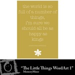 The Little Things WordArt 1 Freebie-$0.00 (Lasting Impressions)