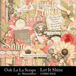 Let It Shine Combo Pack-$4.99 (Ooh La La Scraps)