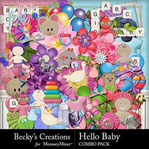 Hello baby medium