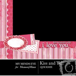Kiss and tell qm medium