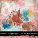 Love you to the Moon Scatters Pack-$4.99 (Laura Burger)