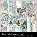 Faith Page Borders Pack-$2.49 (Ooh La La Scraps)
