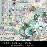 Faith Combo Pack-$4.99 (Ooh La La Scraps)