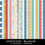 Boardwalk Paper Pack-$2.99 (Lindsay Jane)