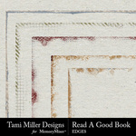Read a Good Book Edges Pack-$2.99 (Tami Miller)