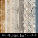 Read a Good Book Paper Pack-$4.99 (Tami Miller)