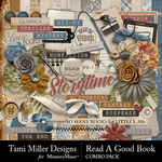 Read a Good Book Combo Pack-$8.99 (Tami Miller)
