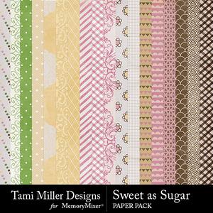 Tmd sweetassugar papers medium