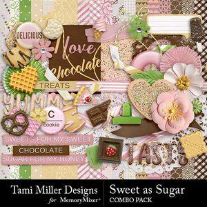 Tmd sweetassugar combo medium