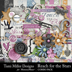 Reach for the Stars Combo Pack-$8.99 (Tami Miller)