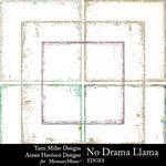 No Drama Llama Edges Pack-$2.99 (Tami Miller)