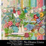 No Drama Llama Combo Pack-$8.99 (Tami Miller)