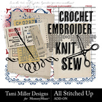 All Stitched Up Add On Pack-$2.99 (Tami Miller)