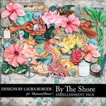 By The Shore Add On Embellishment Pack-$4.99 (Laura Burger)