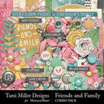 Friends and Family Combo Pack-$7.99 (Tami Miller)
