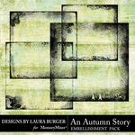 An Autumn Story Edgers Pack-$4.99 (Laura Burger)
