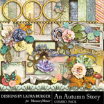 An Autumn Story Combo Pack-$9.99 (Laura Burger)