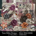 Fall Was Here Combo Pack-$7.99 (Tami Miller)