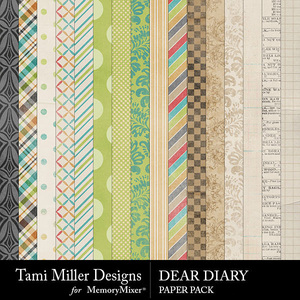 Tmd deardiary papers medium