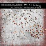 We All Belong Confetti Pack-$4.99 (Laura Burger)