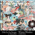 Winter Weather Combo Pack-$4.99 (Ooh La La Scraps)
