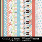 Winter weather kit papers small