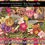 You Inspire Me Combo Pack-$9.99 (Laura Burger)