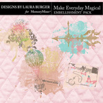 Make Everything Magical Scatters Pack-$5.99 (Laura Burger)